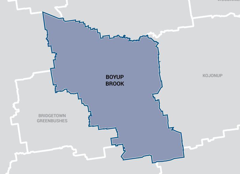 electorate-region-  Boyup-Brook-rick-wilson