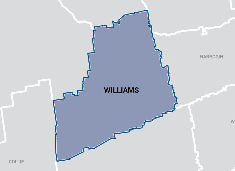 electorate-region-  Williams-rick-wilson